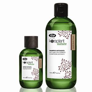 Lisap Шампунь против выпадения волос – Keraplant Nature Anti-Hair Loss Shampoo