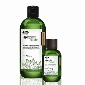 Lisap Себорегулирующий шампунь – Keraplant Nature Sebum-Regulating Shampoo