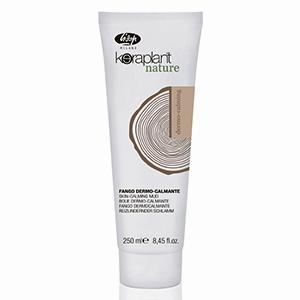 Lisap  маска для чувствительной кожи головы – Keraplant Nature Skin-Calming Mud