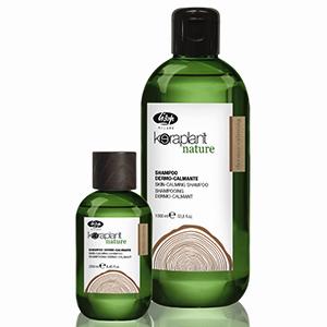 Lisap шампунь для чувствительной кожи головы – Keraplant Nature Skin-Calming Shampoo