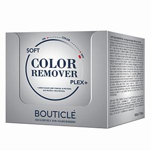 Bouticle Color Remover Plex+ деликатная щелочная смывка